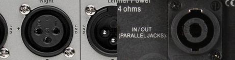 XLR zu Speaker