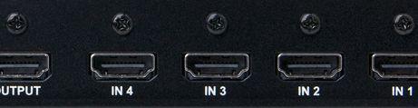 Switch HDMI