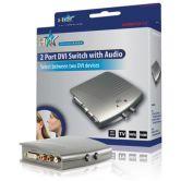 DVI-D + Audio Umschalter
